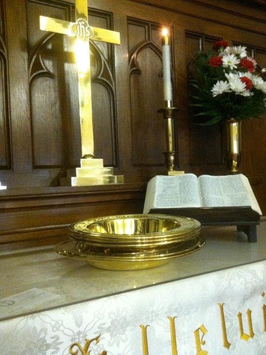 Offering Altar